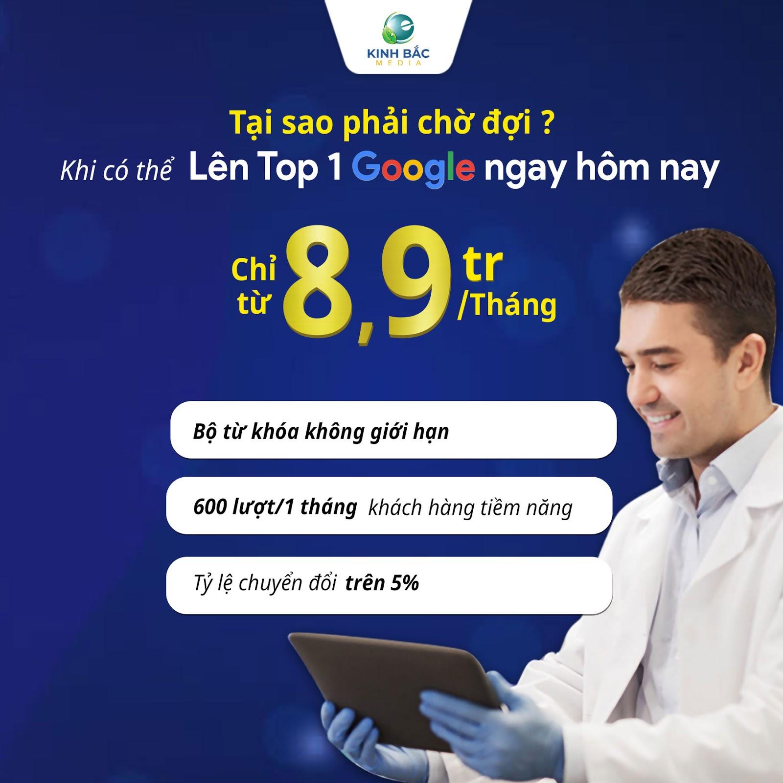 Chạy quảng Cáo Trên Google Hiệu Quả, Uy Tín. Cài Đặt Và Tối Ưu Chiến Dịch. Đưa website lên top google nhanh chóng